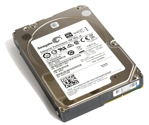 Гибридные диски для серверов - 1