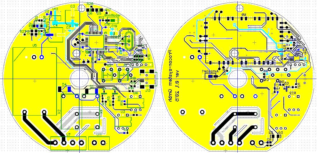 Как мы делали двухканальную розетку с Wi-Fi - 2