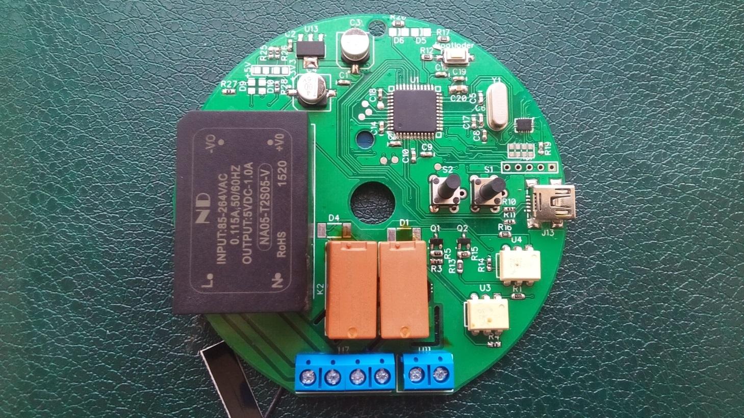 Как мы делали двухканальную розетку с Wi-Fi - 4