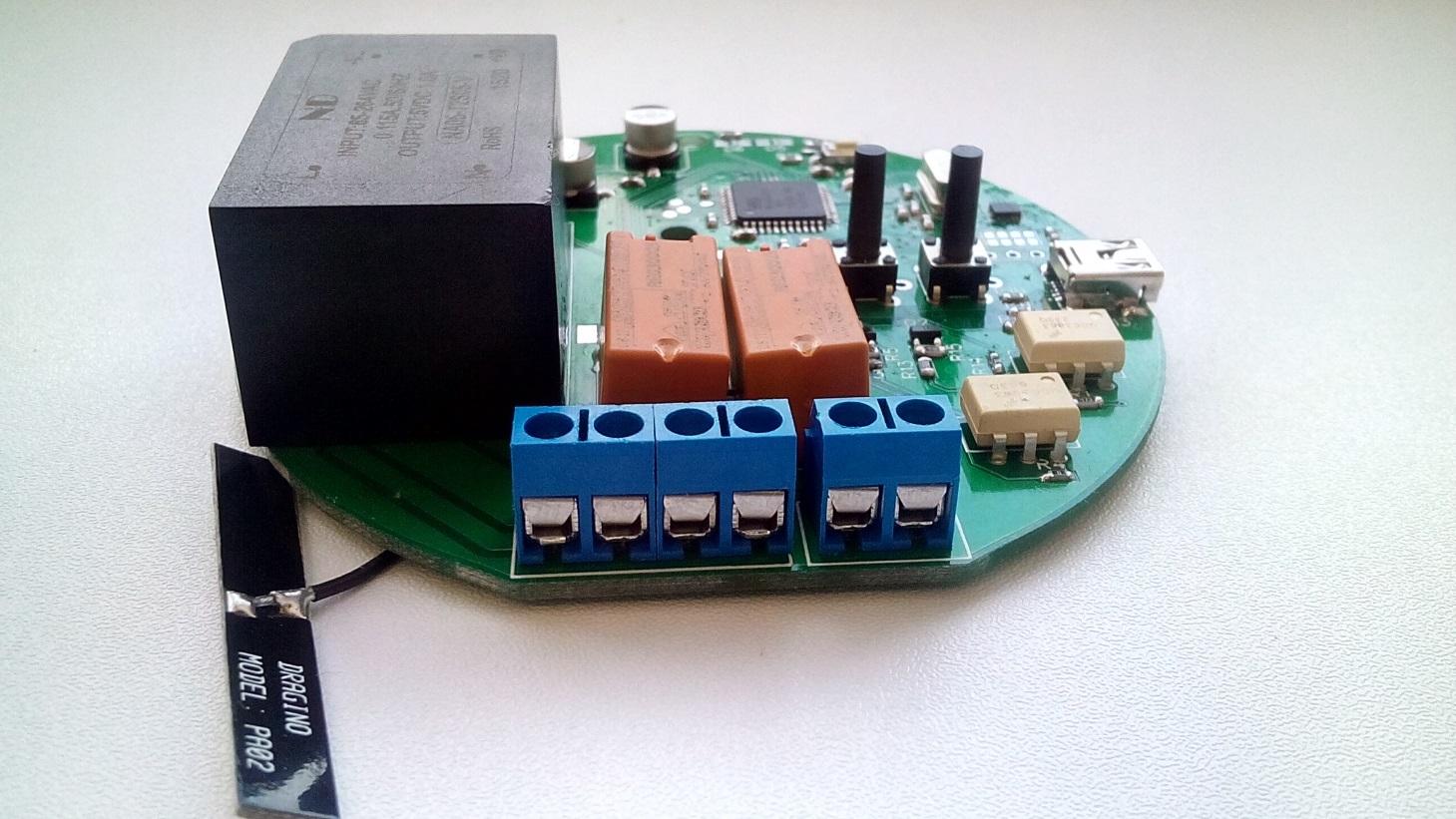 Как мы делали двухканальную розетку с Wi-Fi - 6