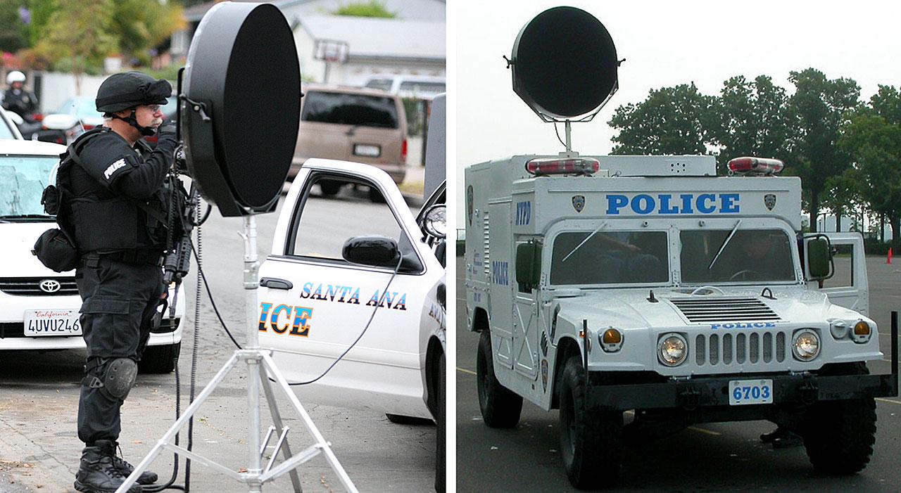 МВД заказало инфразвуковую систему для воздействия на нарушителей правопорядка - 1