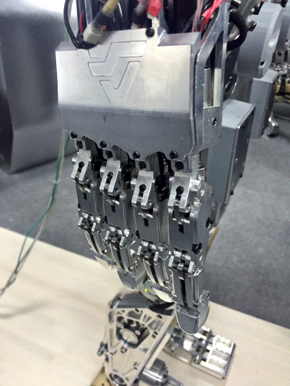 Опубликованы фото новейших российских роботов «Рысь-БП» и «Аватар» - 3
