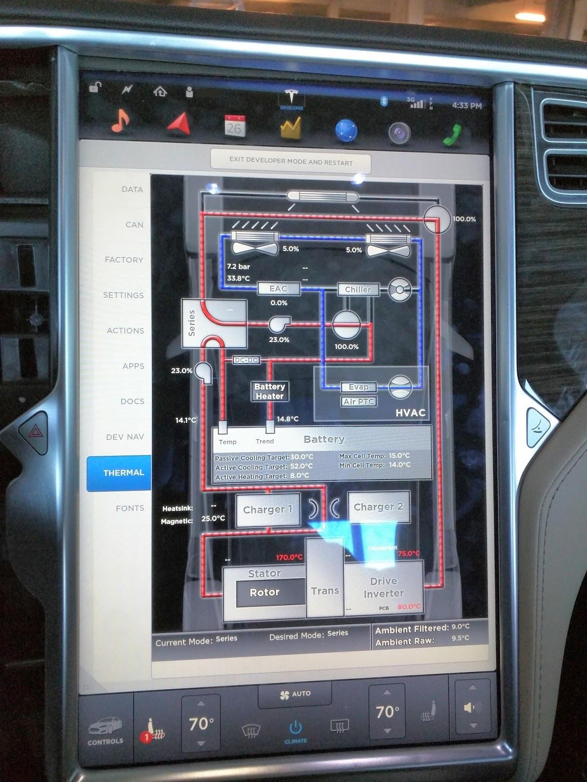 После пяти суток компиляции Gentoo Linux установилась на автомобиль Tesla Model S - 6