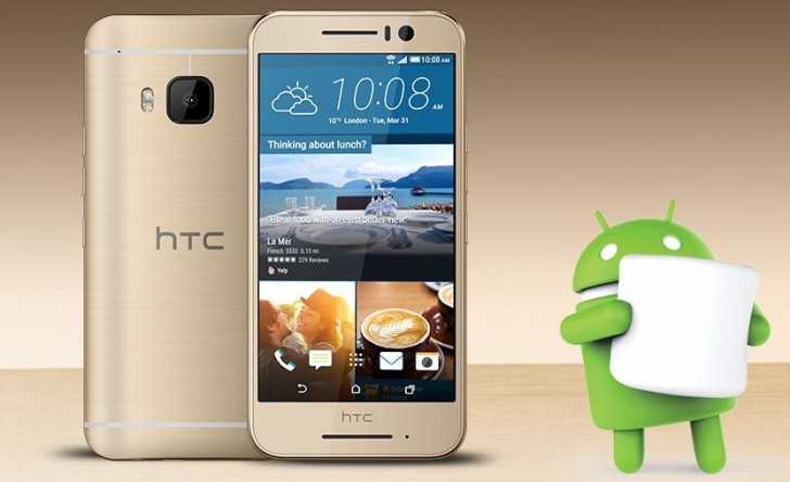 Смартфон HTC One S9 не очень отличается от прошлогоднего флагмана