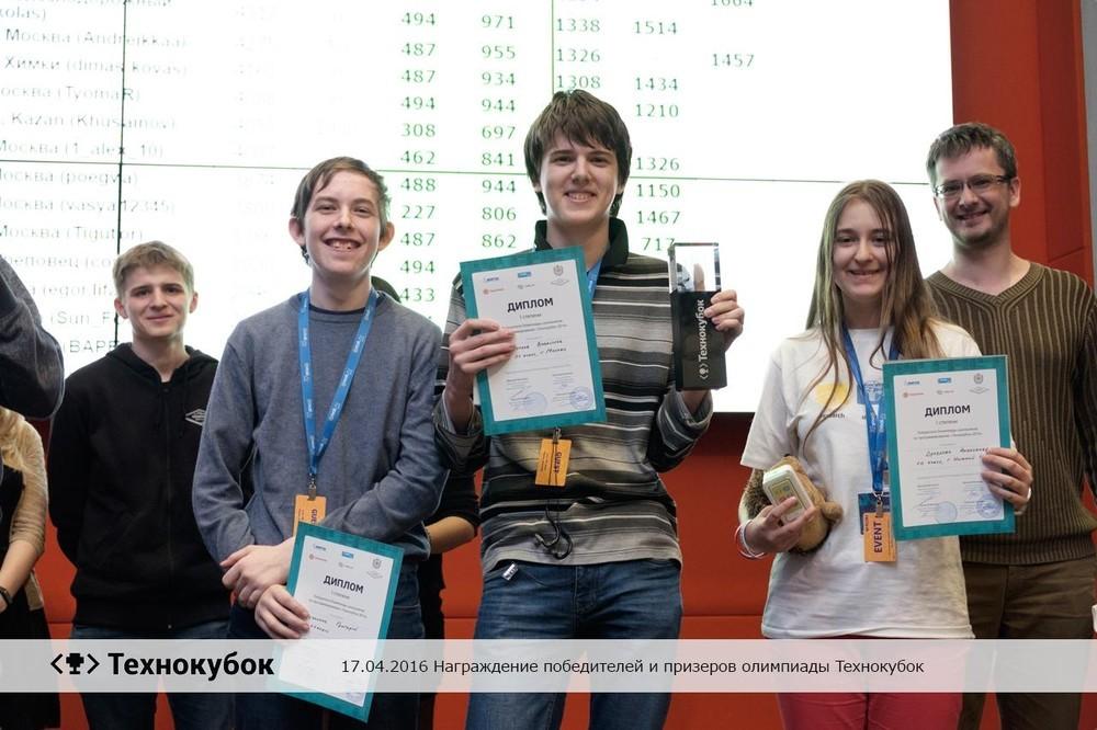 Разбор задач финала Технокубка 2016 - 2