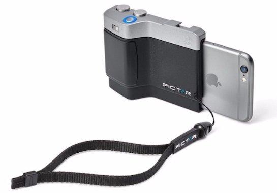 Создан девайс, способный превратить iPhone в фотоаппарат