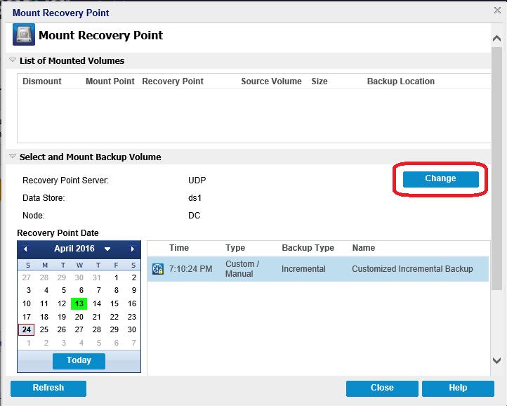 Восстановить за 60 секунд (или как ускорить восстановление данных при помощи Arcserve UDP) - 14