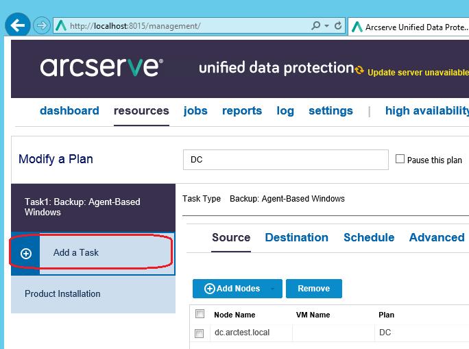 Восстановить за 60 секунд (или как ускорить восстановление данных при помощи Arcserve UDP) - 2