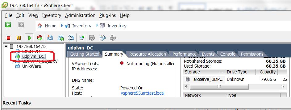 Восстановить за 60 секунд (или как ускорить восстановление данных при помощи Arcserve UDP) - 26