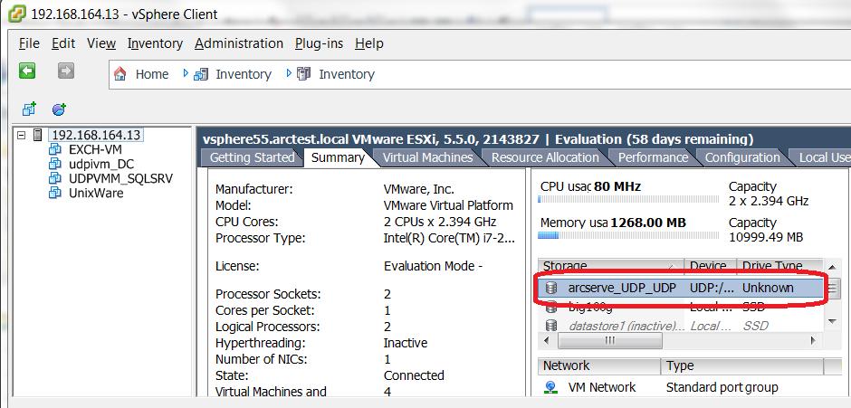 Восстановить за 60 секунд (или как ускорить восстановление данных при помощи Arcserve UDP) - 27