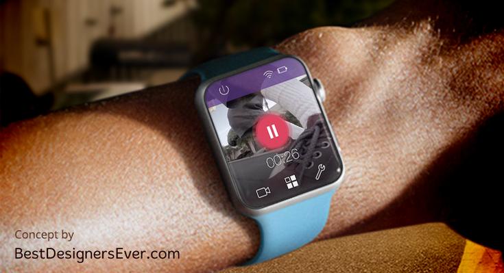 Часы Apple Watch 2 получат модем LTE