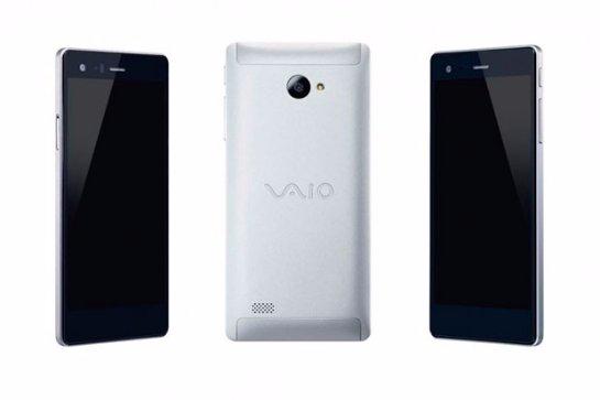 Вышел в продажу Vaio Phone Biz