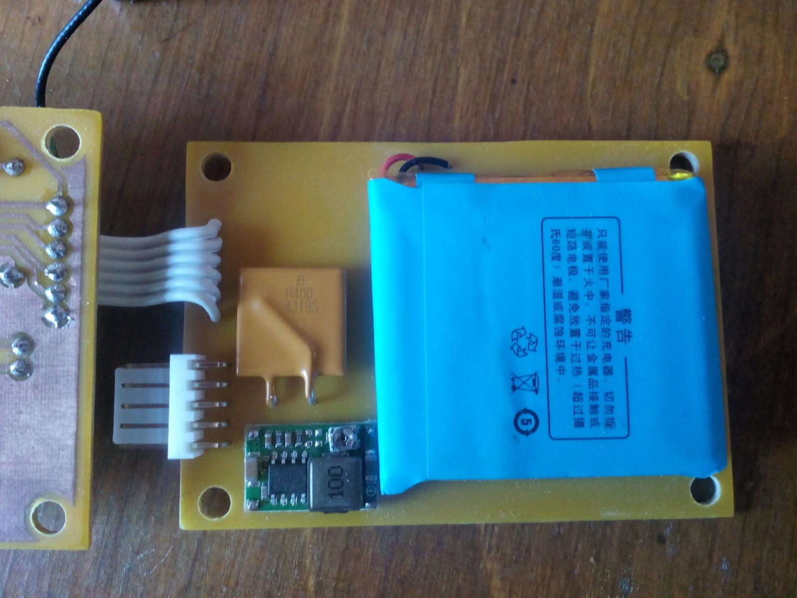 GPS трекер для автомобиля своими руками - 9