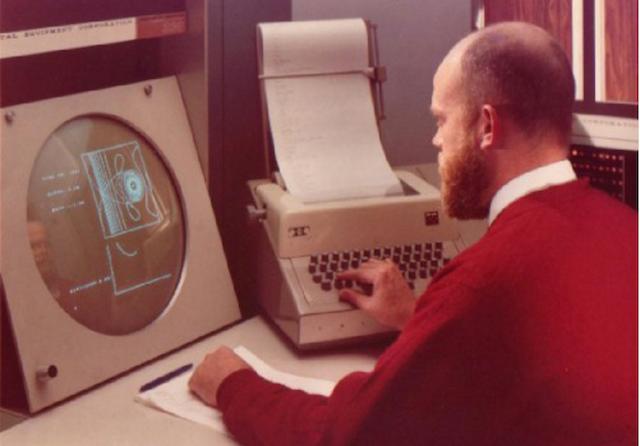 Мини-компьютеры компании DEC — семейство PDP - 14