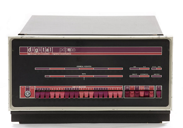 Мини-компьютеры компании DEC — семейство PDP - 20