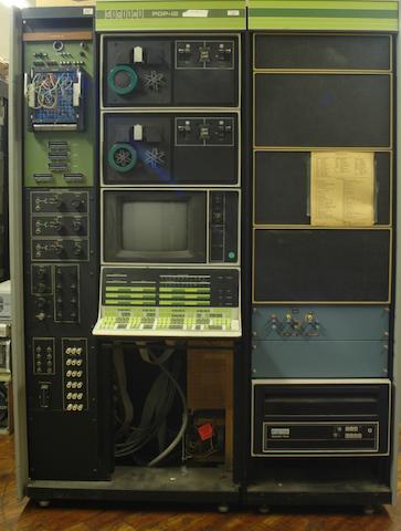 Мини-компьютеры компании DEC — семейство PDP - 24