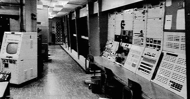 Мини-компьютеры компании DEC — семейство PDP - 3