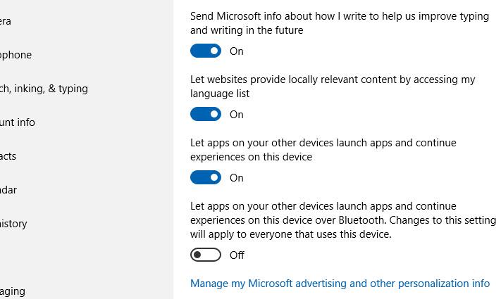 Обновление Windows 10 Redstone принесет аналог функции Handoff из OS X