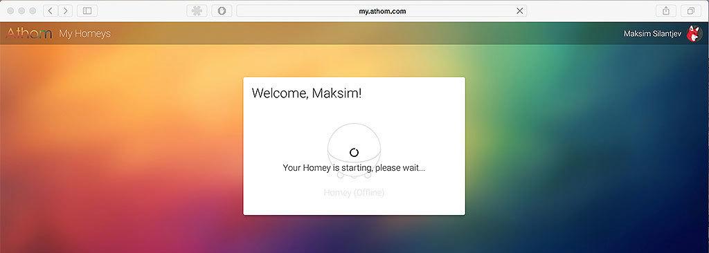 Обзор Homey, проект умного шара с площадки Kickstarter от Athom - 25