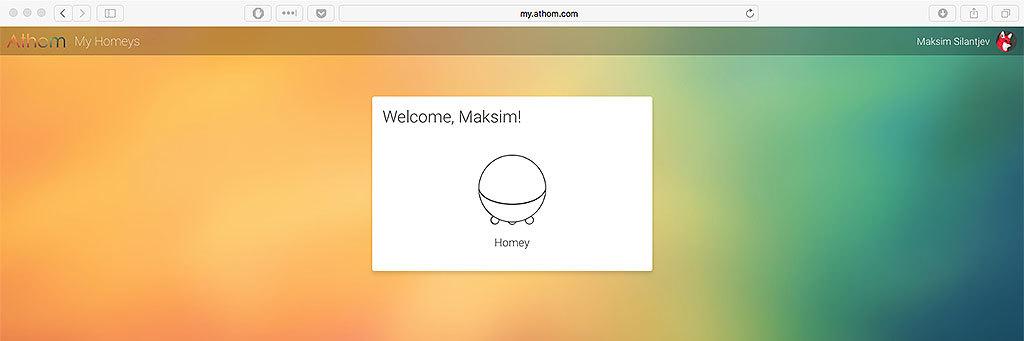 Обзор Homey, проект умного шара с площадки Kickstarter от Athom - 26