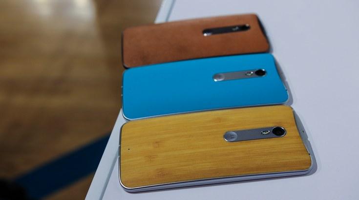 Новый смартфон Moto X получил 4 ГБ ОЗУ