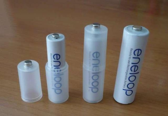 Пожиратели батареек - 4