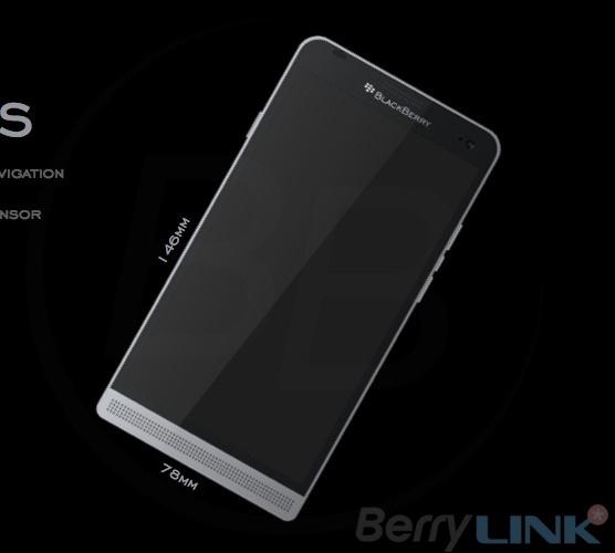 BlackBerry готовит аппараты Hamburg и Rome