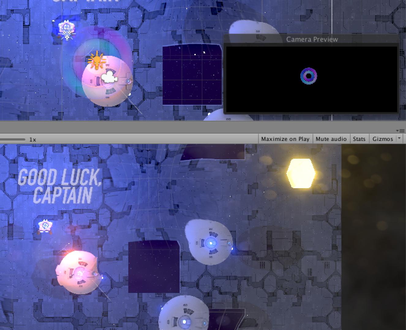 Взрывная волна в Unity3D (displacement shader) - 3