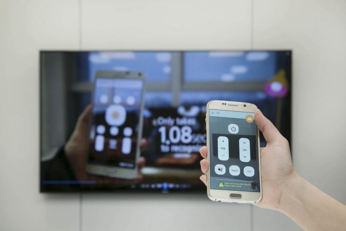 Samsung показала разработки Licon, Ahead, AMe, ItsyWatch и Entrim 4D+