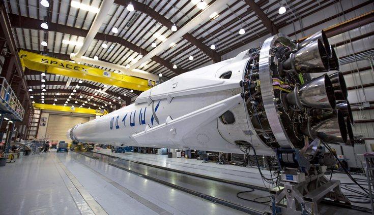 SpaceX запустит спутник ВВС США в 2018 году