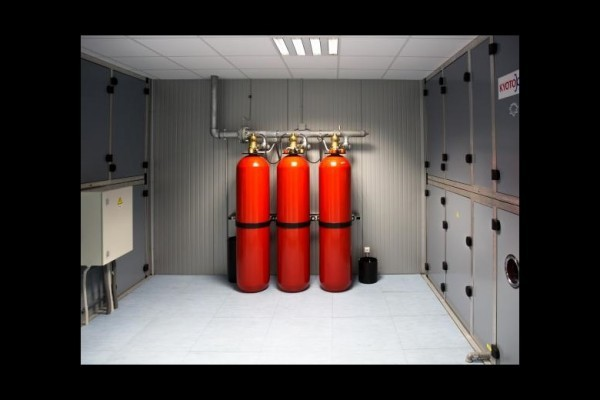 Литовский ДЦ Teo Group и его система охлаждения KyotoWheel - 4