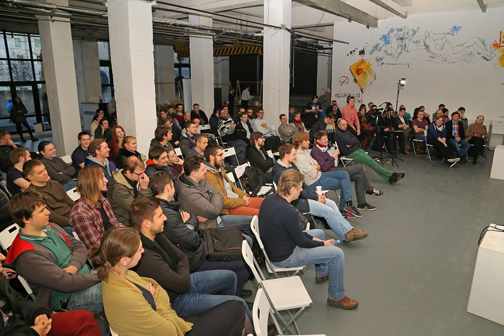 Мартовский Python Meetup: Python VS Erlang и возможности PostgreSQL - 1