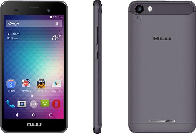 Blu Dash X2 и Dash M2 управляются ОС Android 6.0