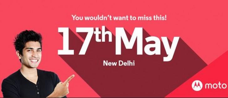 Lenovo покажет новинки Moto 17 мая в Дели
