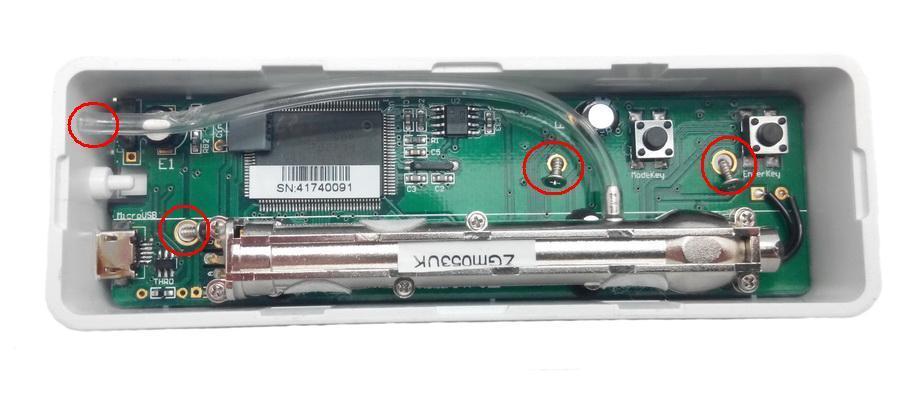 Управляем вентиляцией с помощью детектора углекислого газа MT8057 - 5