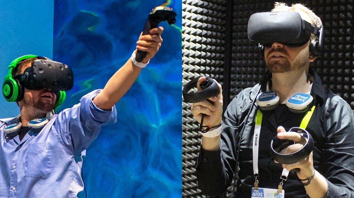 Oculus Rift vs HTC Vive: сравнение двух ведущих шлемов виртуальной реальности - 4