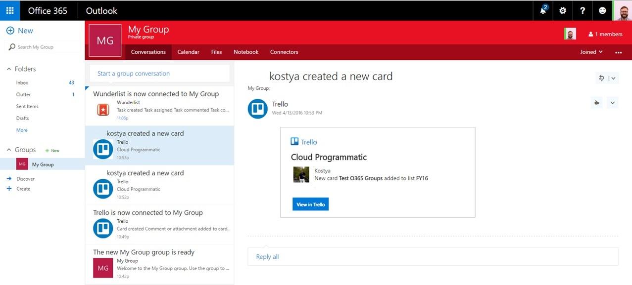 Office как платфома для разработки набирает обороты - 3