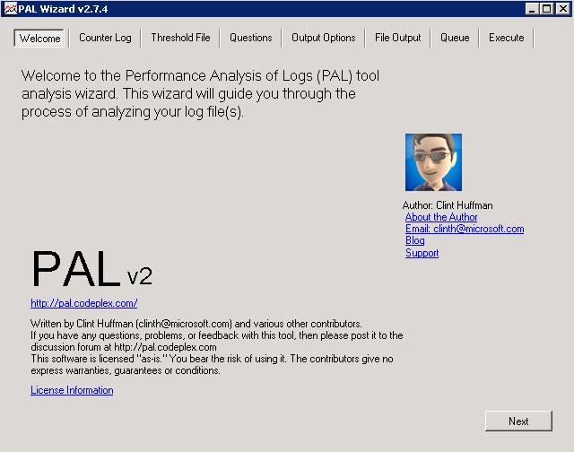 Анализ производительности Windows с использованием возможностей ОС и утилиты PAL - 11