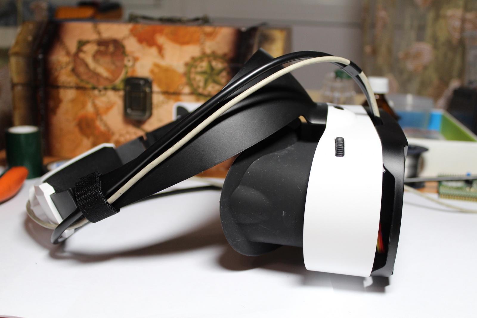 Как сделать шлем виртуальной реальности своими руками - 13
