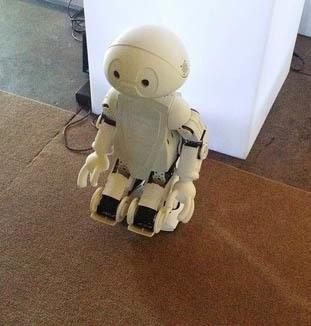 Конструктор «сделай робота сам» — с Intel inside - 1