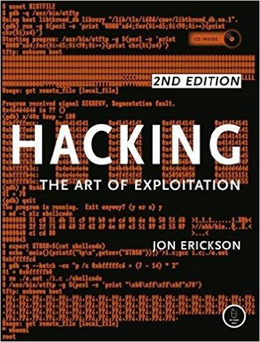 Список книг по наступательной информационной безопасности - 8