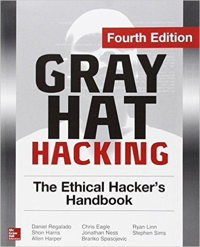 Список книг по наступательной информационной безопасности - 9