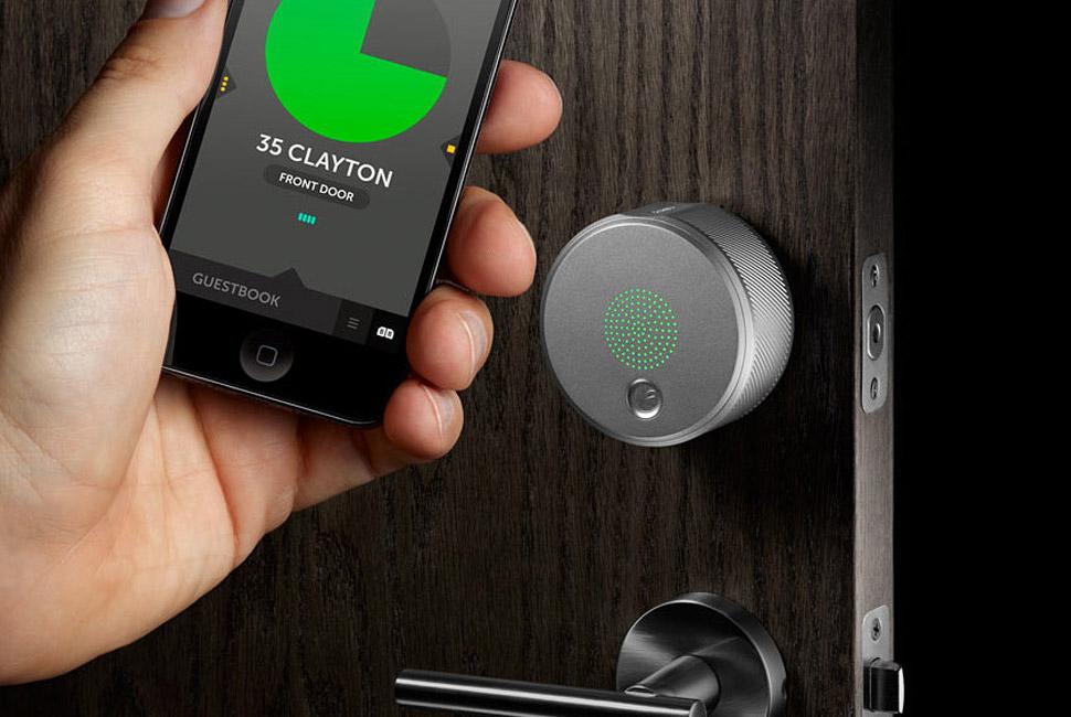 Умный дверной замок August Smart Lock с поддержкой платформы Apple HomeKit предлагается за $229
