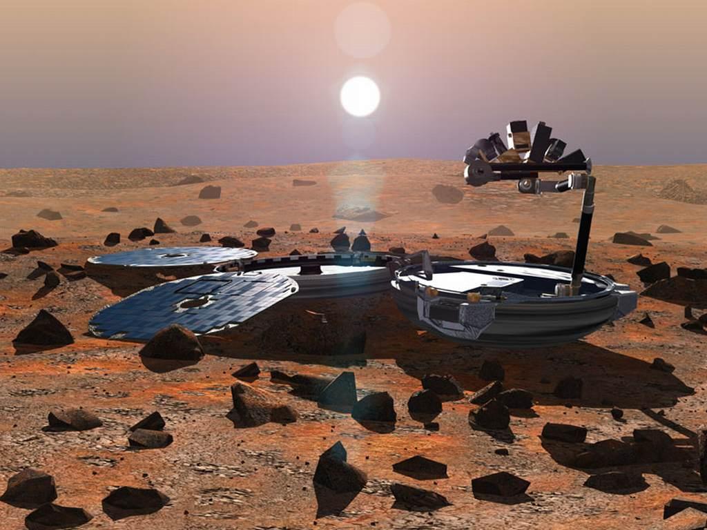 На Марсе действительно нашли пропавший 12 лет назад зонд Beagle 2 - 1
