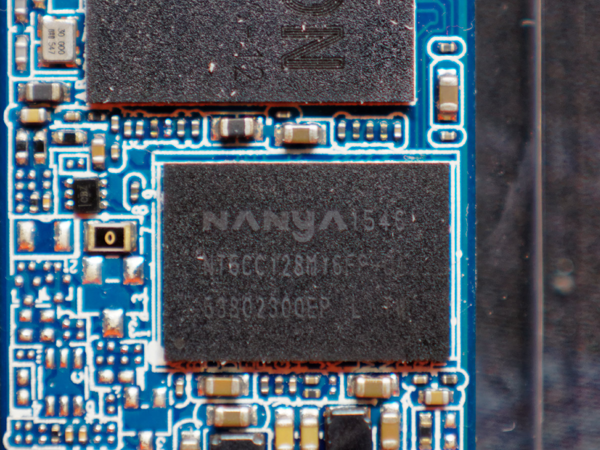 Обзор миниатюрного SSD форм-фактора M.2 — Kingston SM2280S3G2 емкостью 240 гигабайт - 7
