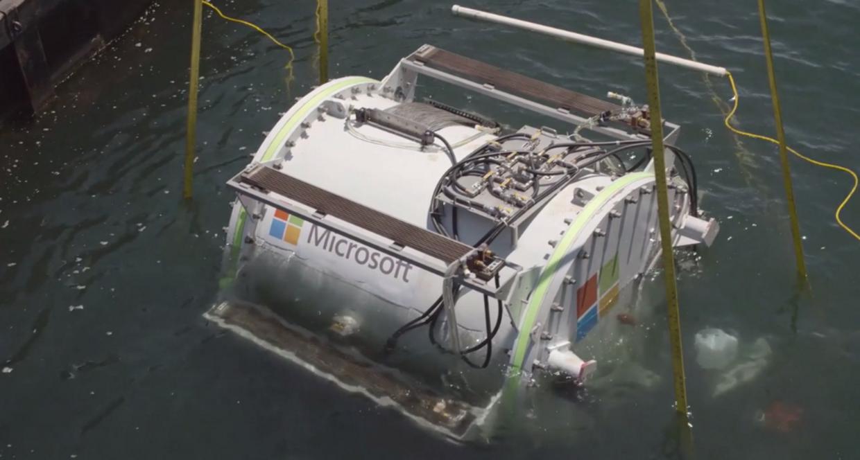 Покоряя дно морское. Microsoft и его проект подводного ЦОД - 3
