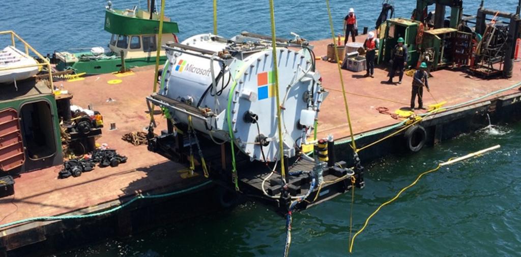 Покоряя дно морское. Microsoft и его проект подводного ЦОД - 9