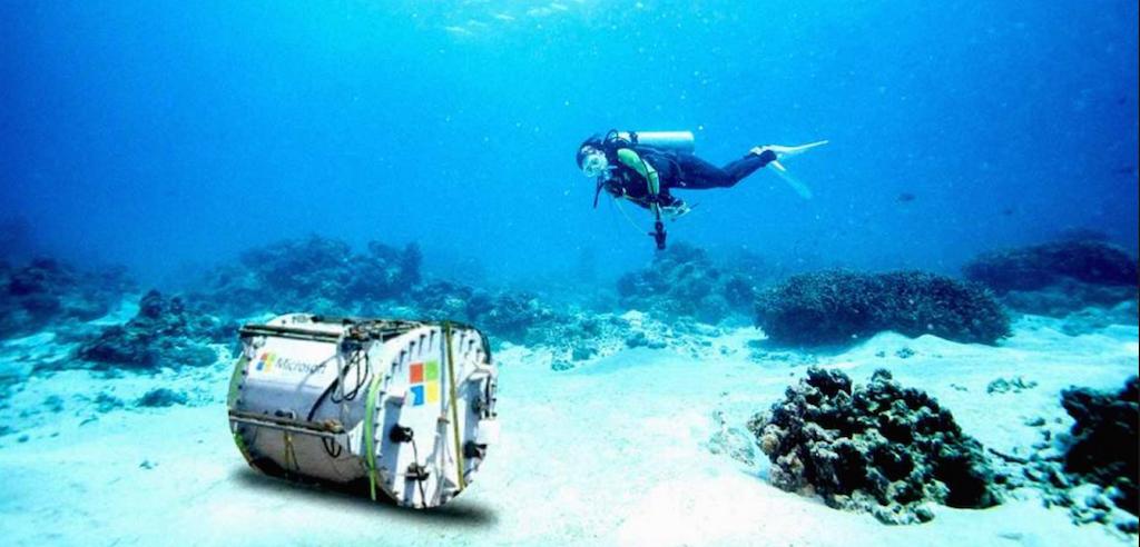 Покоряя дно морское. Microsoft и его проект подводного ЦОД - 1