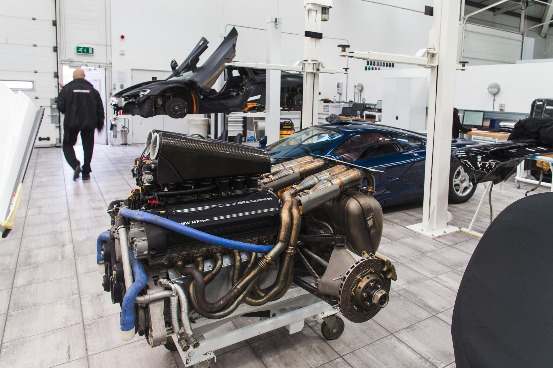 Древний ноутбук Compaq — единственный ключ к суперкару McLaren F1 - 4