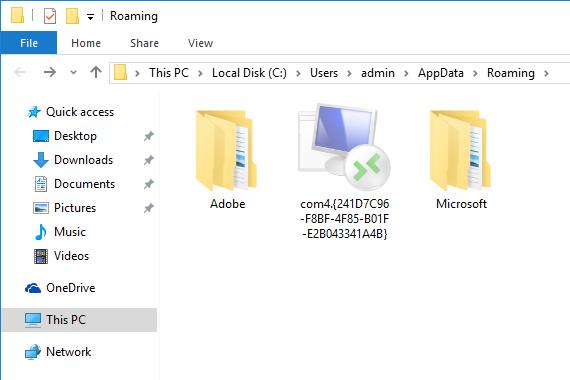 Троян использует «режим Бога» Windows, чтобы спрятаться в системе - 2